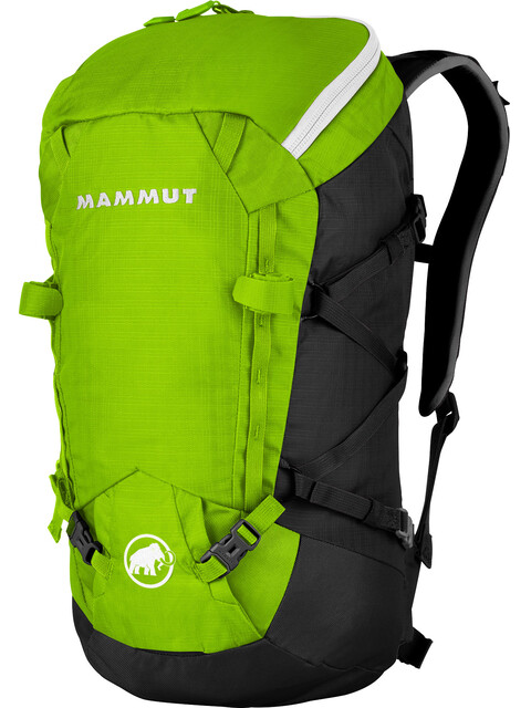 Mammut Trion Zip 22 Backpack sprout-black